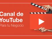 Cómo crear un canal de youtube